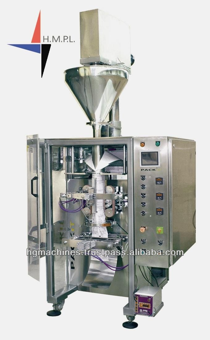 Meat Masala Pouch Packaging Machine