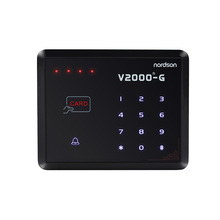 2016 Fashion design NT-V2000-G Standalone Touch Screen Single door Access Controller keypad rfid