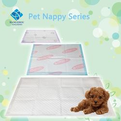 50 pcs box Manufacturer pet urine pee training floor mat