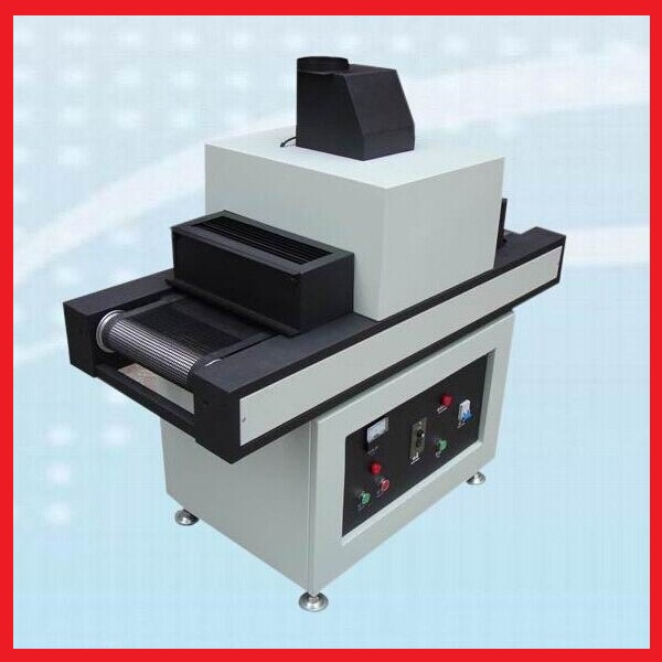 Single lamp uv curing machine SK-102-300 for UV clean oil