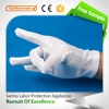 double sided nylon working gloves/ nitrile coated safety gloves/ hand protecting gloves