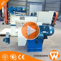 Hot sale China Strongwin small biomass wood pellet making machine with reasonable price