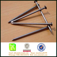 "1.5""*3mm Polished Common Iron Nails For Construction"