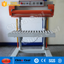 Pneumatic plastic bag Sealer QLF700A rice bag sealing machine