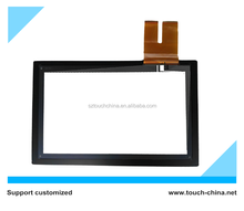 15.6 inch USB powered touch screen monitor with multi touch screen kit