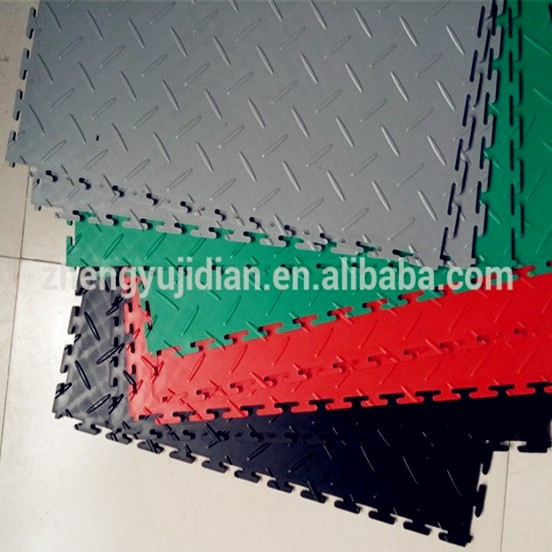 interlock pvc garage flooring tiles, tiles floor