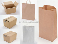hot seller eco-friendly machine made kraft paper coffee packaging bag wholesales manufacturer