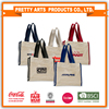 2016 promotional calico Tote bag