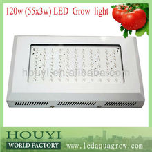 full spectrum 120w led panel led grow light for flowering and fruiting
