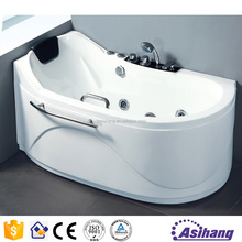 foshan AS32133 new style portable shower stone bath tub