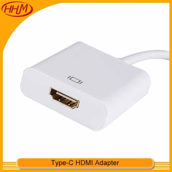 Wholesale TYPE C to HDMI ADAPTER Support 4K 2K full HD video streams