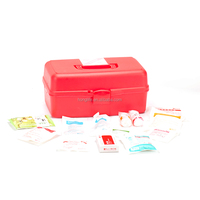 wholesale medical first aid kit plastic box