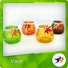 Home Decoration Wholesale Glass Flower Vase