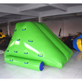 Mini Aqua inflatable water iceberg game inflatable water toys