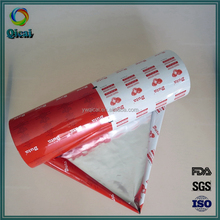 Plastic printed laminated film rolls / food film for food bags