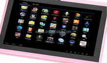 Stock and Wholesale Allwinner A13 7 inch Q88 android tablet