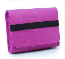 Fashion colorful felt mobile phone case/bag/pouch/cover/sleeve