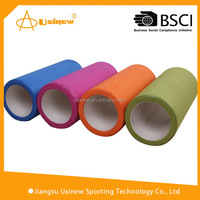 Wholesale retail newly design hollow earthing yoga foam rollers