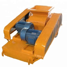 durable double roller crusher with easy adjustment