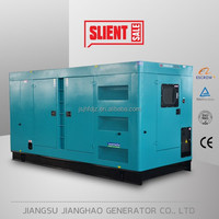 home used silent type generator 220 Volt 285kw diesel power generator set price
