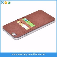 wholesale alibaba for fast lead time soft tpu +pu card holder mobile phone case for samsung galaxy s5 case