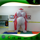 2015 New Giant Inflatable Animals, Inflatable Sexy Fox Cartoon Girl For Playing
