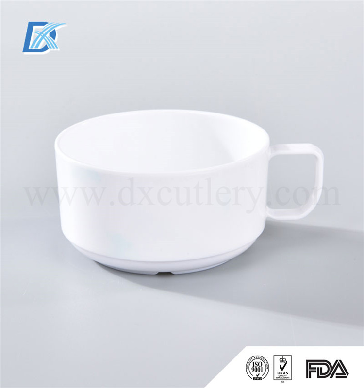 Airline Best Selling Plastic Custom Printed Wholesale Bulk Tea Cups And Saucers Cheap
