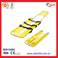 2017 Light-Weight High Quality For Ambulance Seperatable-Type Foldaway High Strength Engineering Plastic Scoop Stretcher