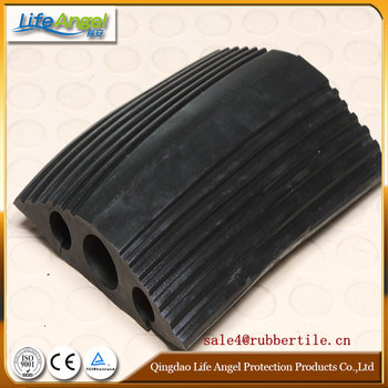 Rubber Cable Protectors/Cable Cover,flexible cable protector