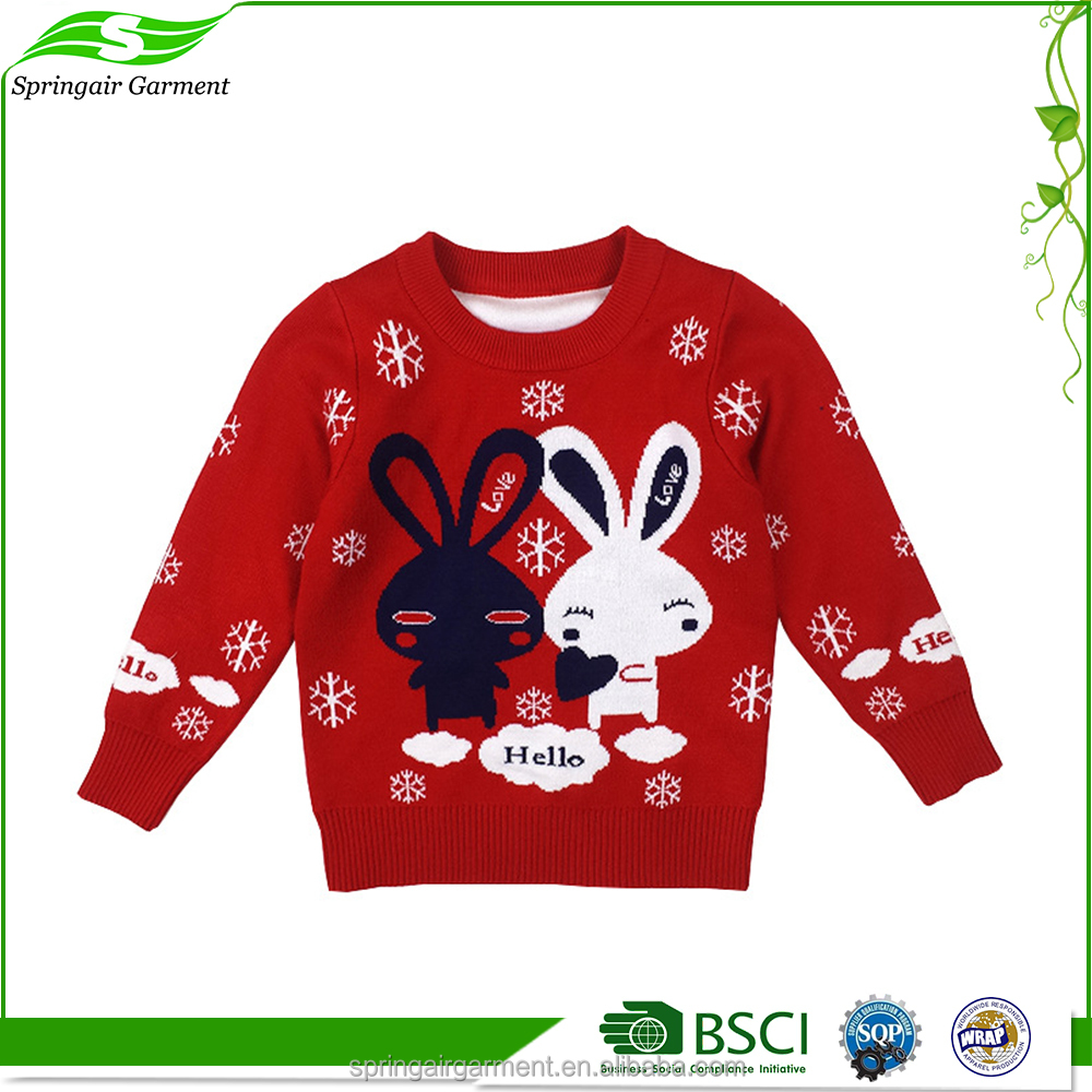 Oem Newborn Baby Cotton Sweaters Casual Sweater For Kids