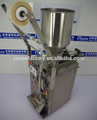 Small tea bag packing machine powder packing machine price with sensors and printer