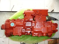 Digger Parts Takeuchi Digger Parts Takeuchi TB175 Hydraulic Pump Complete Unit Hydraulic Pump Complete Unit