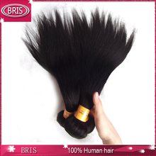 Best selling unprocessed silk strand hair extensions