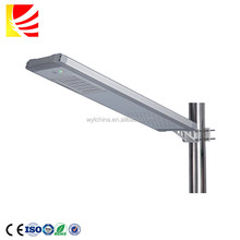 Garden Epistar LED lamp glass solar led street light solar wall light microwave 38w