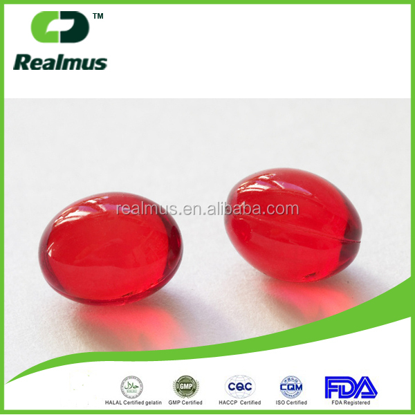 Health care product new China supplier made OEM health supplement high quality Rose Oil Soft gel free sample