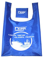 Best price Nylon recyclable personalized tote bag Custom printed with your logo