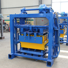 Direct factory supply manual hollow block making machine