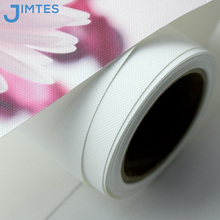 High quality printing canvas for dye and pigment and eco-solvent ink with best price