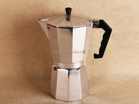 Italy professional espresso coffee maker moka pot