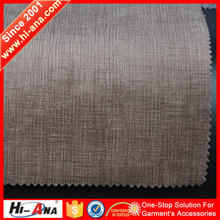hi-ana fabric2 15 years factory experience Ningbo striped upholstery fabric for sofa