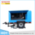 Hot Selling lubricated portable digital screw air compressors
