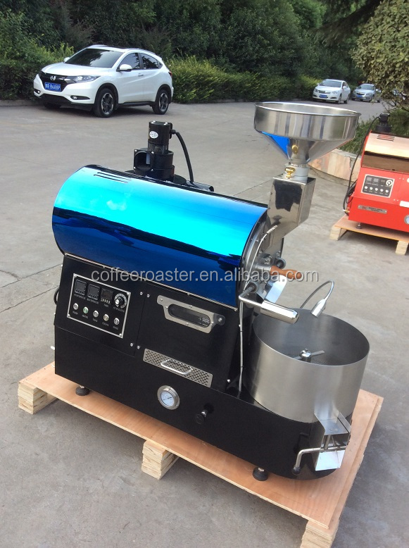 Professional supplier delivery 10% faster for electric home 2kg coffee roaster