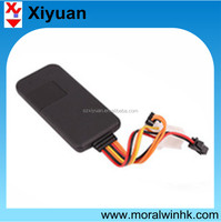 Most stable mini gps tracker motorcycle with free tracking platformp168