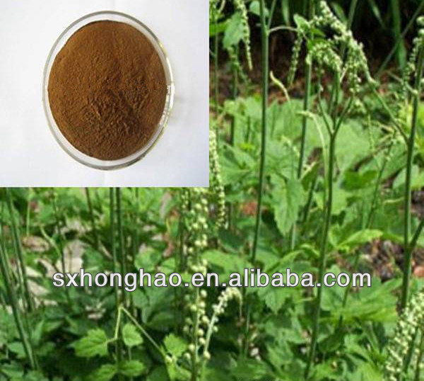 Pure Natural Black Cohosh Root P.E