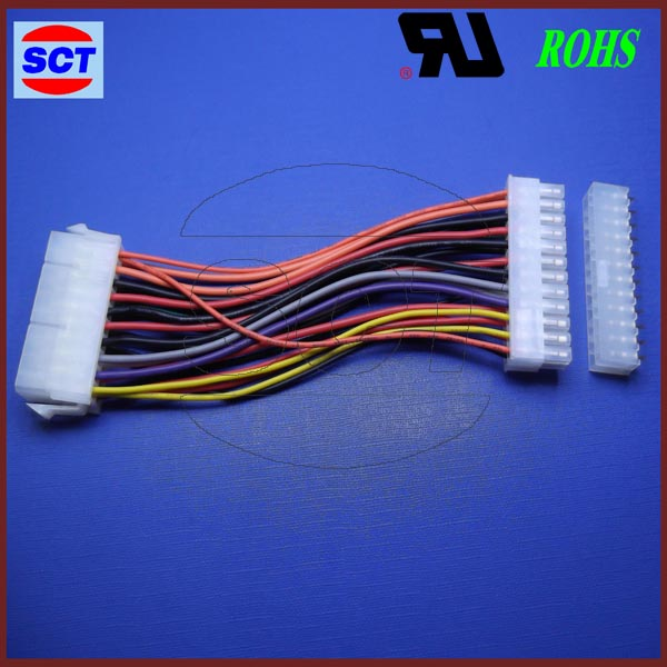molex car radio speaker wire harness top line wire harness wire harness process \u2022 wiring diagram Wire Harness Assembly at gsmx.co