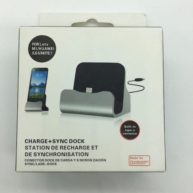 USB Charger charging data sync Dock Stand Docking Station for iPhone Samsung