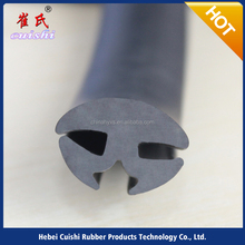 extruded rubber car window molding