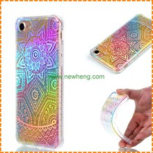 Creative Glitter Ultra-thin Electroplating TPU 3D Mobile Phone Case For iPhone 7 7 Plus