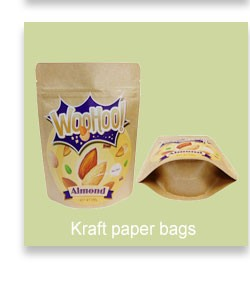 Resealable plastic zipper stand up pouch aluminum foil potato chip bags