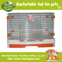 pp&iron big rabbit cage for flight